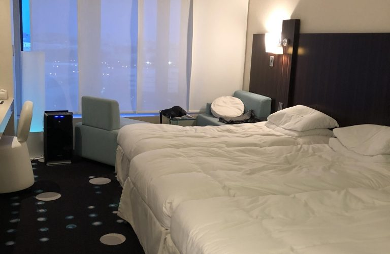 2018年1月☆東京ディズニーリゾート・オフィシャルホテルのヒルトン東京ベイに宿泊