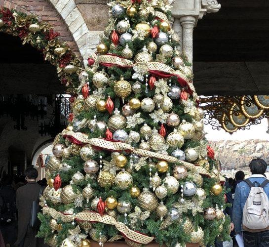 2018年12月☆TDS旅行記2日目☆12/13東京ディズニーシーのクリスマスイベント!!