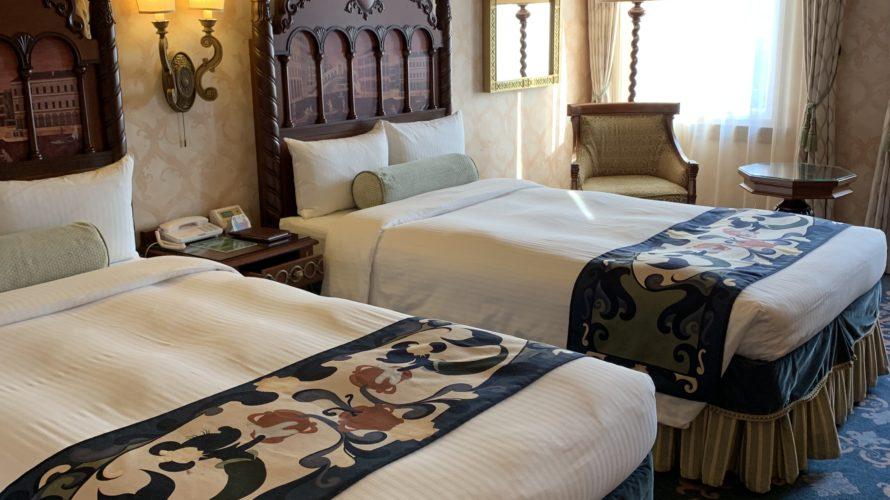 ミラコスタ☆ヴェネツィア・サイド スーペリアルームのお部屋がとてもステキでした~≪2019年3月☆旅行記1日目≫