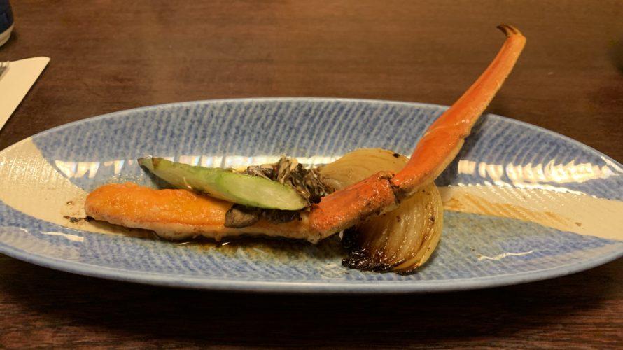 札幌のカニ料理専門店「氷雪の門」のランチコースで美味しいカニをたくさん食べたよ〜≪2019年7月☆旅行記2日目≫