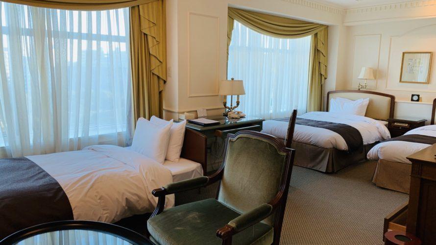 ホテル ザ・マンハッタン(HOTEL THE Manhattan)☆ラグジュアリールームに宿泊したよ〜≪2019年12月☆YTFF in幕張≫