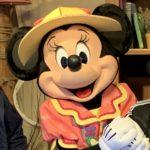 ディズニーシーでミッキー&ミニーとグリーティングしたよ〜≪2020年1月☆旅行記2日目≫