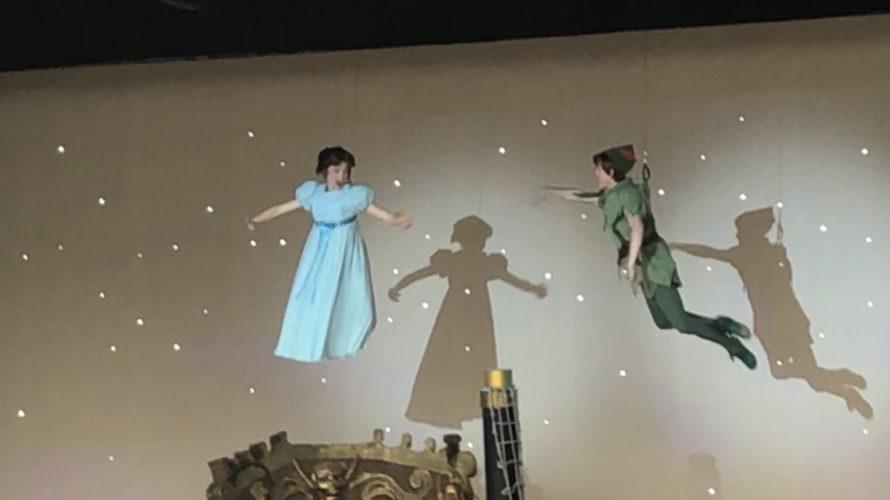「ピーター・パン」レビュー☆ティンカー・ベルが大好き!新しいアトラクションが楽しみだよ〜(ネタバレあり)≪ディズニー映画≫