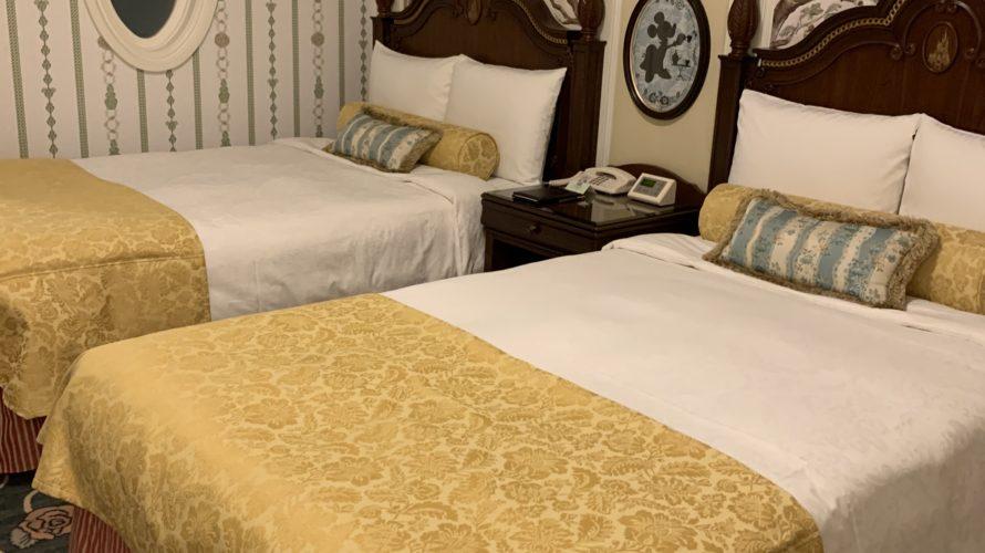 ディズニーホテル連泊☆ランドホテル宿泊はスタンダードのスーペリアルームだよ〜≪2020年7月☆旅行記2日目≫